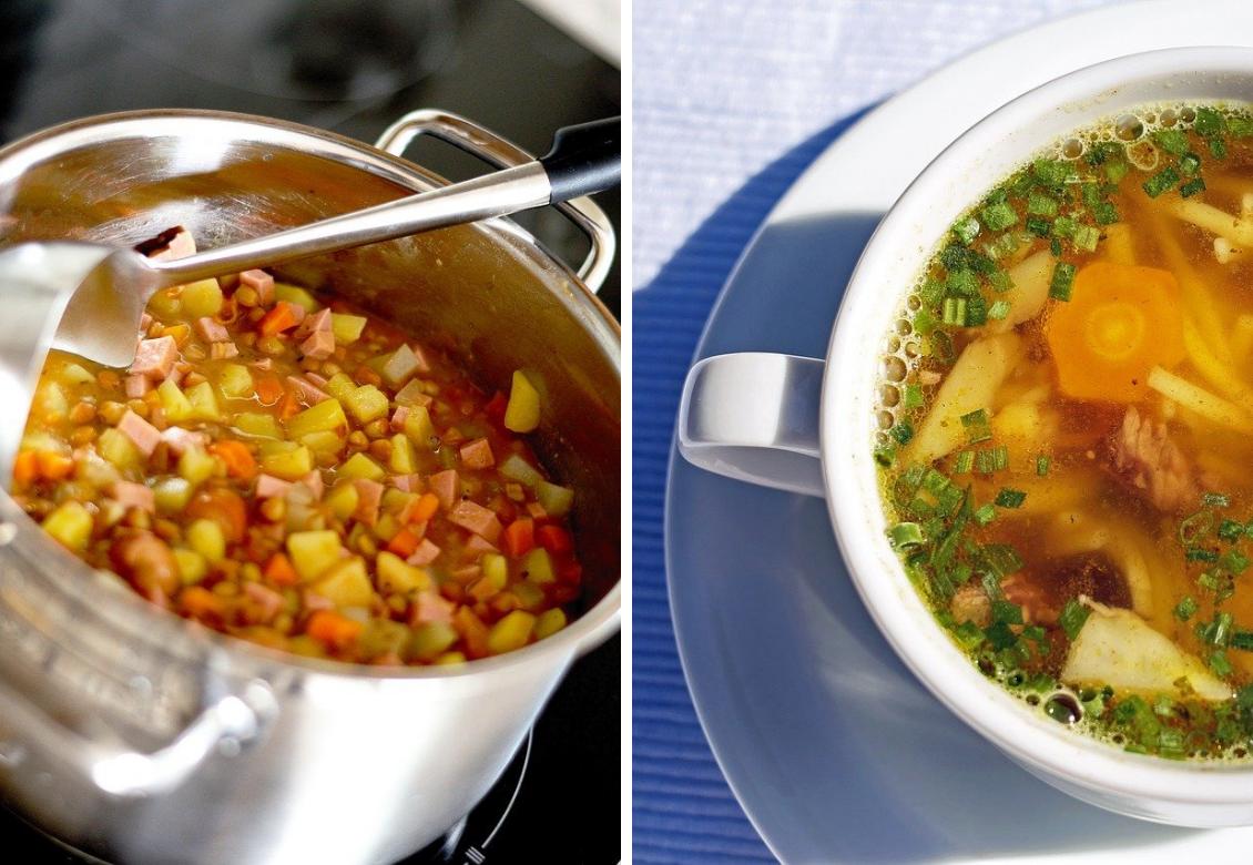 5 jesenných polievok, ktoré zahrejú a sú plné vitamínov