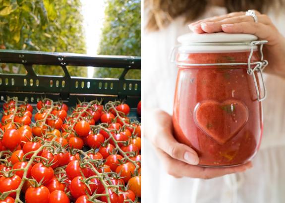 6 tipov, ako spracovať paradajky