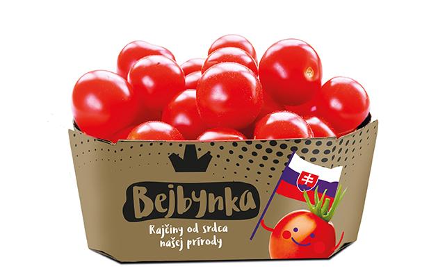 Paradajky - Bejbynka
