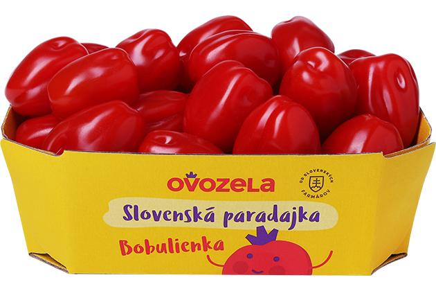 Paradajky - Bobulienka